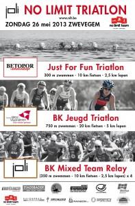 Triatlon affiche