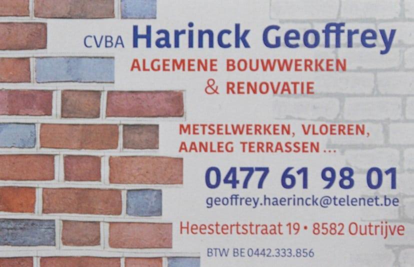 Harinck Geoffrey